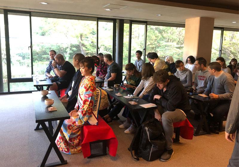 【海外メディア向け(在京含む)】RWC2019™開催時期に合わせ横浜の魅⼒を訴求するプレスツアーを実施